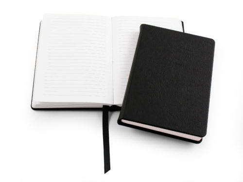 Black Biodegradable BioD Pocket Notebook