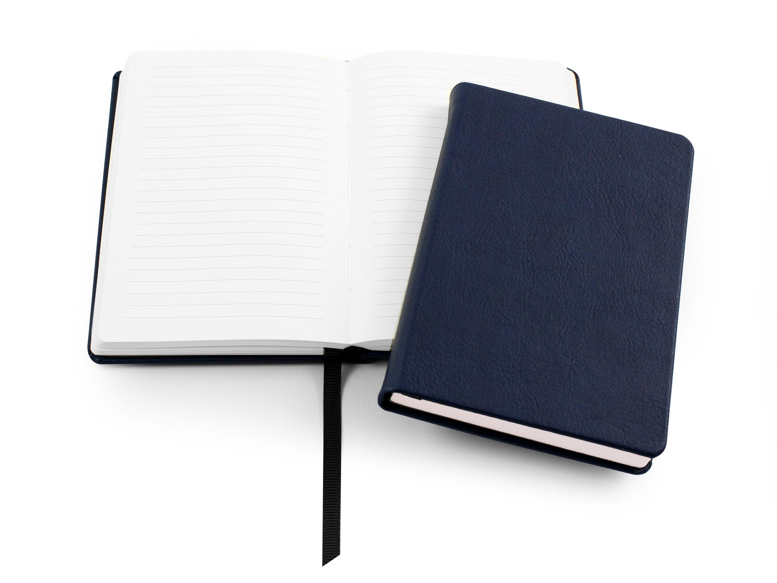 Blue Biodegradable BioD Pocket Notebook