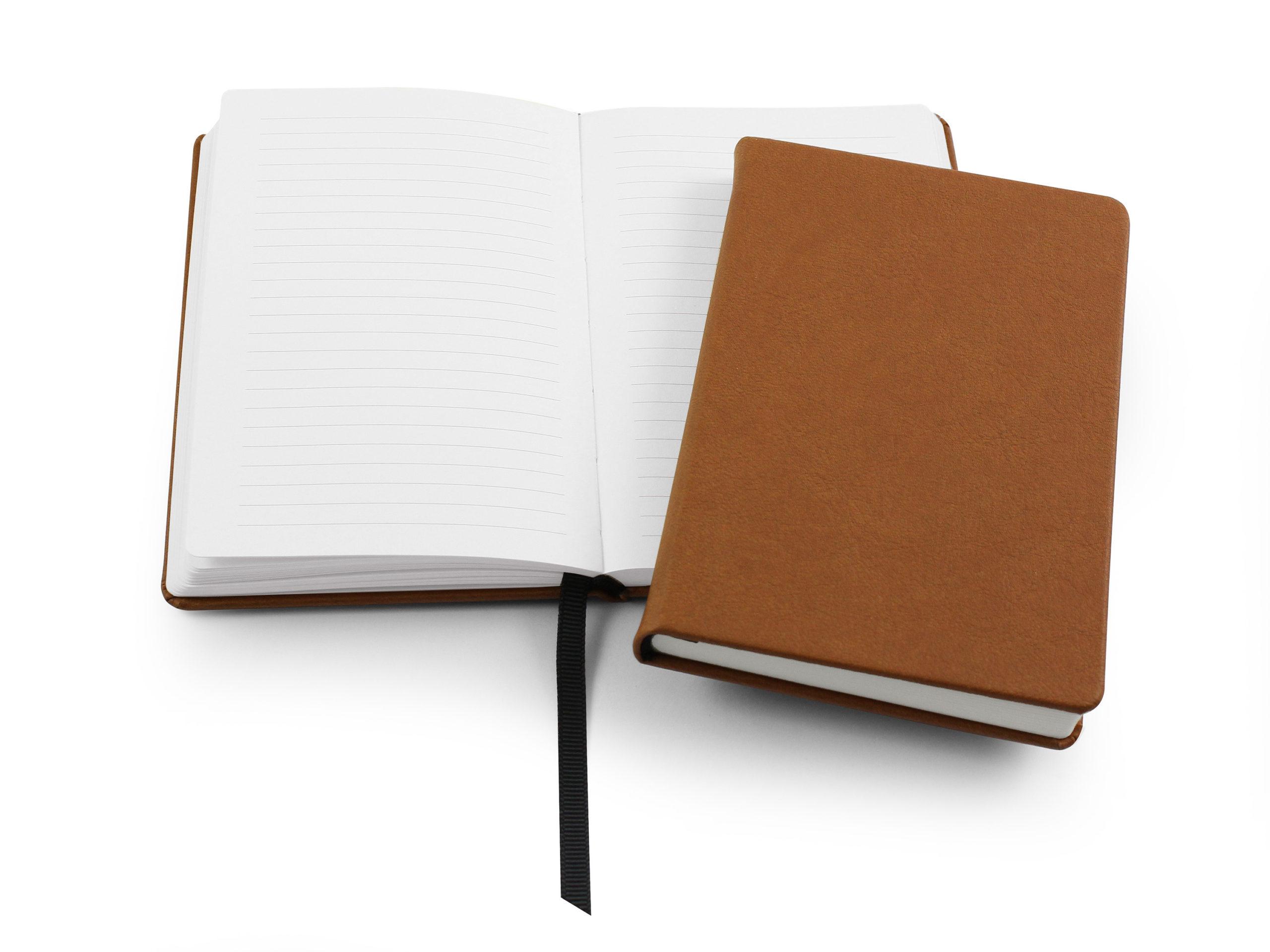 Caramel Biodegradable BioD Pocket Notebook