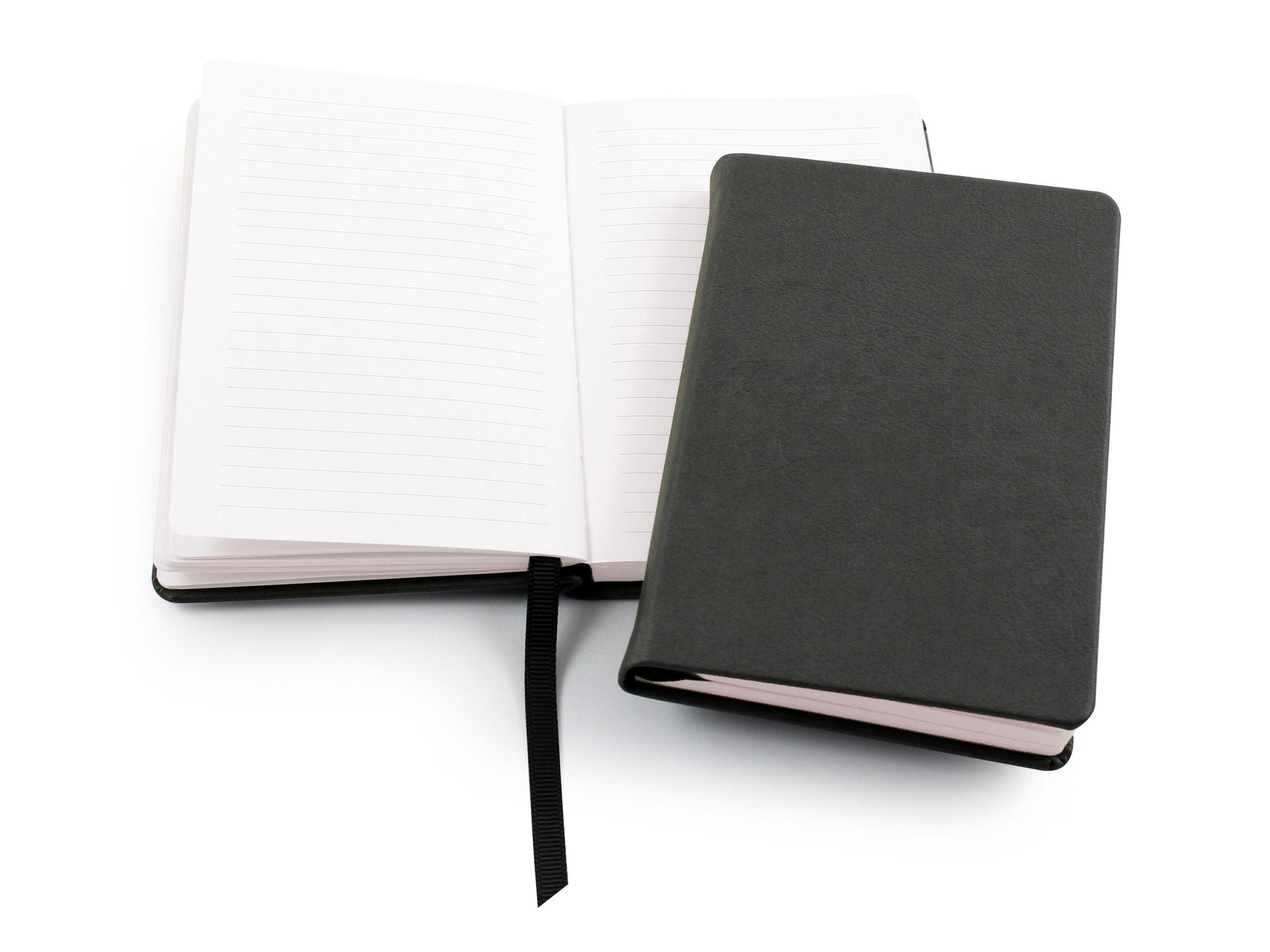 Black Biodegradable BioD Pocket Notebook