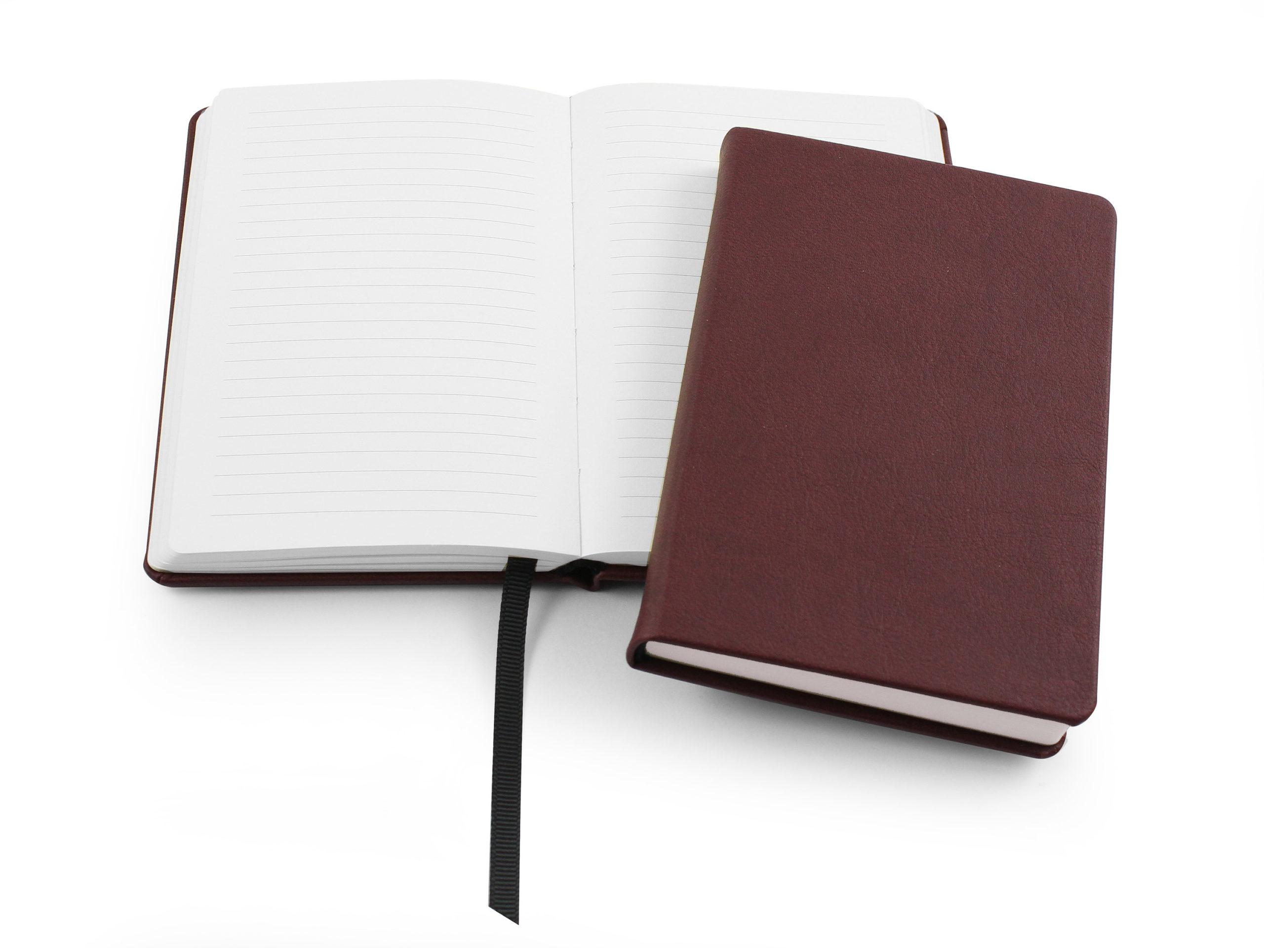 Wine Red Biodegradable BioD Pocket Notebook