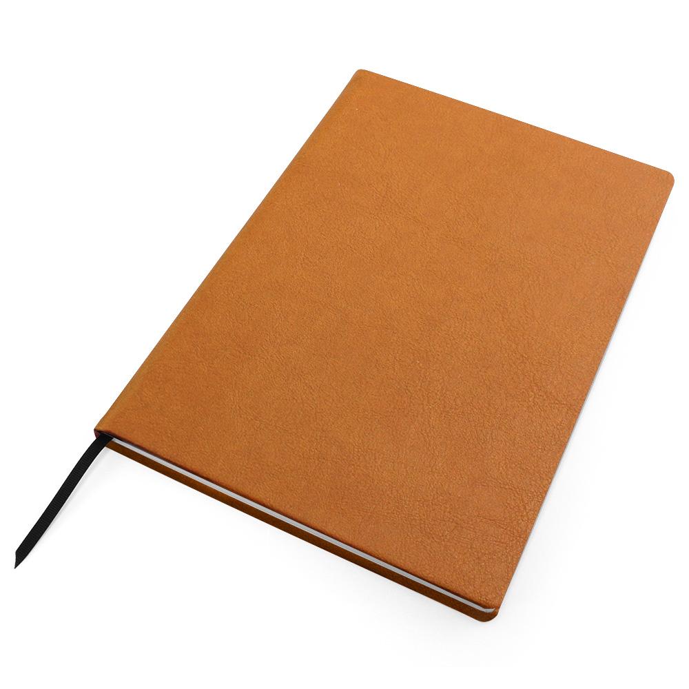 Caramel Como Born Again Recycled Notebook
