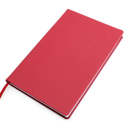 Raspberry Como Born Again A5 Notebook