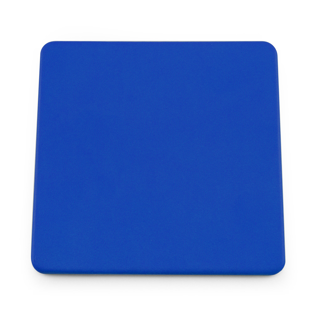 Azure Soft Touch Square Coaster