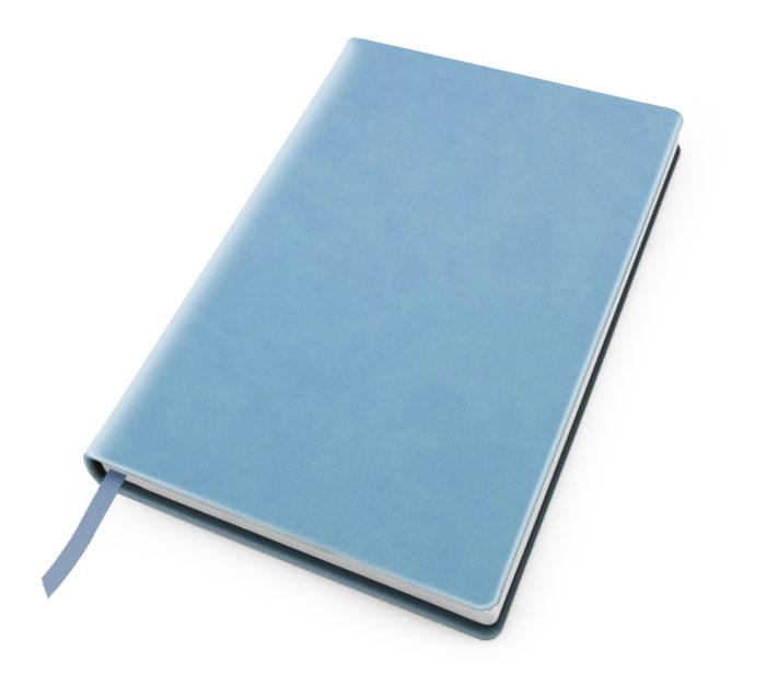 Cesca A5 Dot Book in Powder Blue