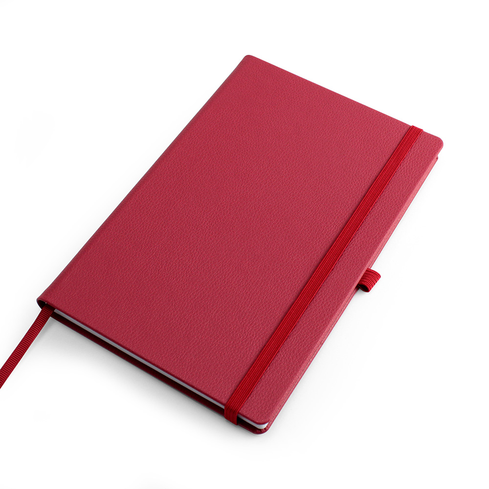 Raspberry Como Born Again A5 Deluxe Notebook
