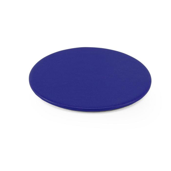 Lifestyle Round Coaster in Reflex Blue