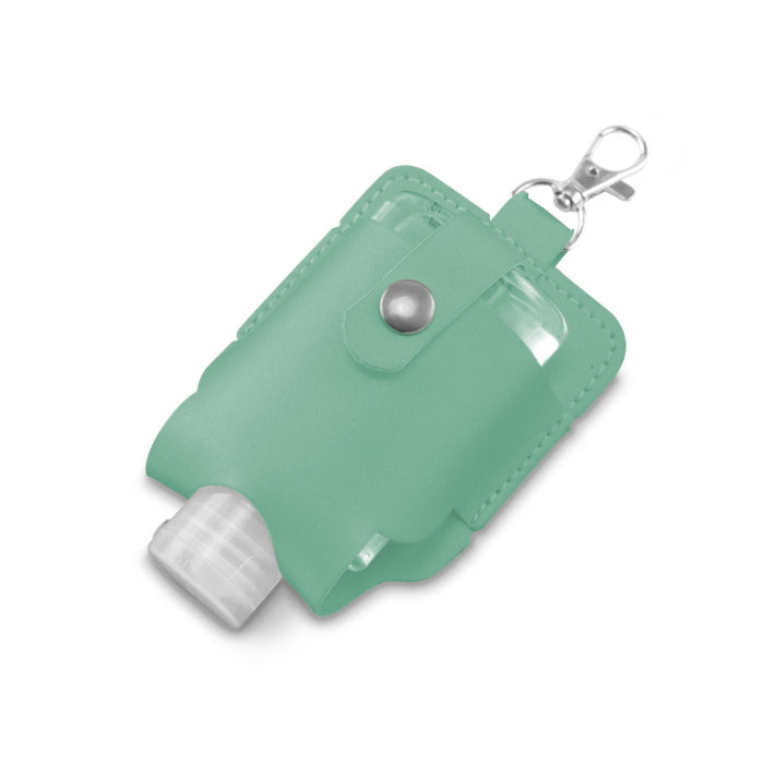 peppermint Soft Touch Hand Sanitiser Pouch with Sanitiser