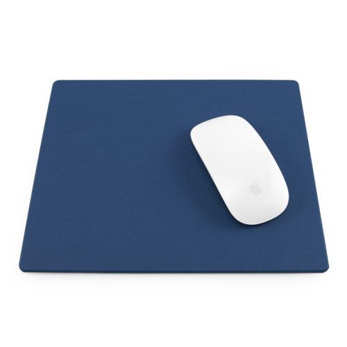 Blue Como Recycled Mouse Mat.