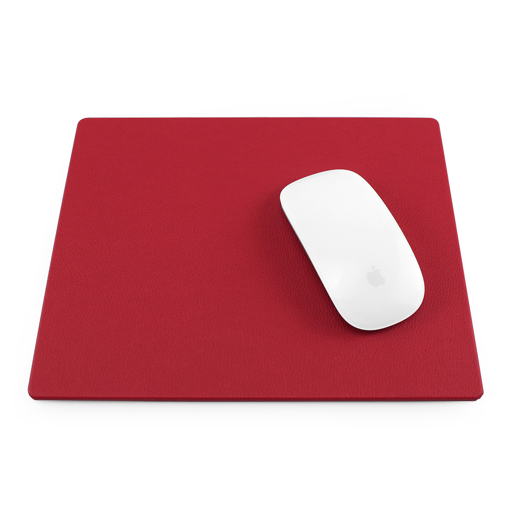 Raspberry Como Recycled Mouse Mat.