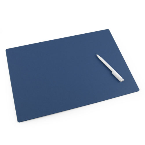 Blue Como Recycled Desk Mat.