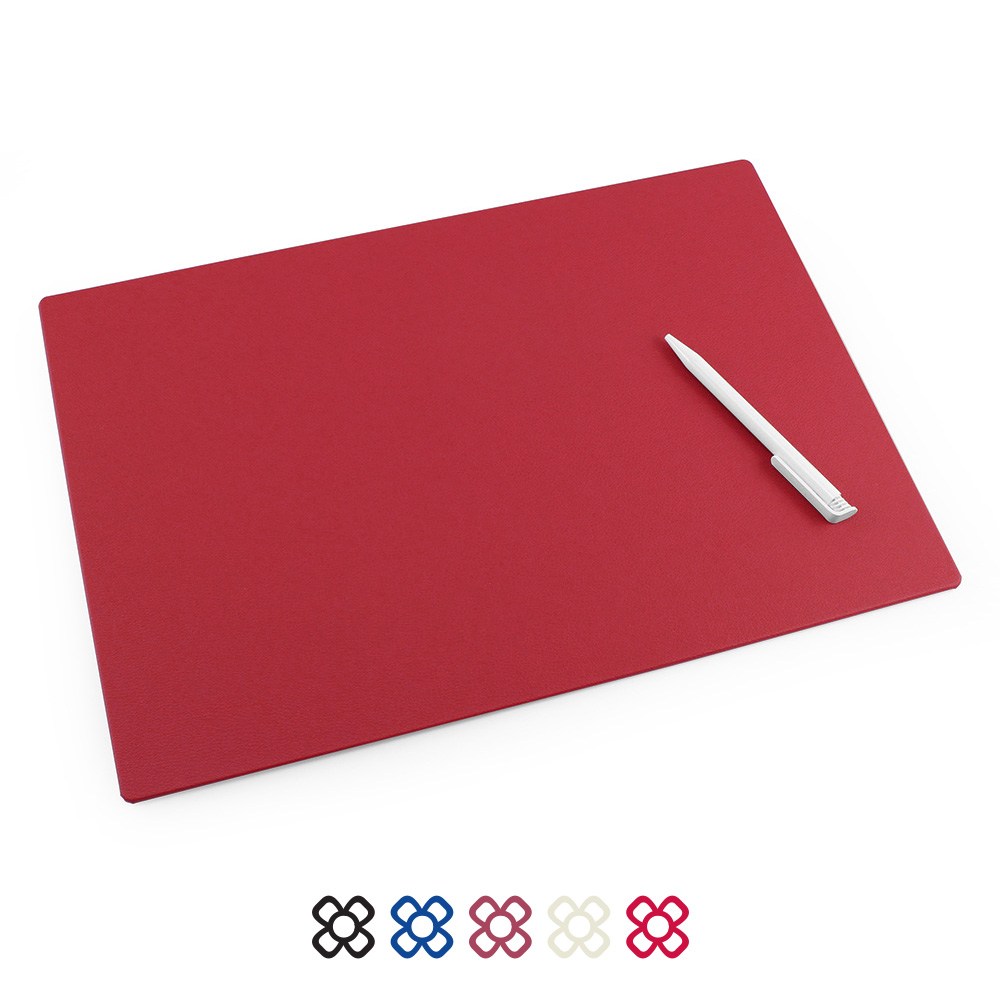 Como Recycled Desk Mat in a choice of 5 colours.