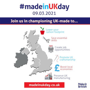 Cesca proud to be #madeintheuk