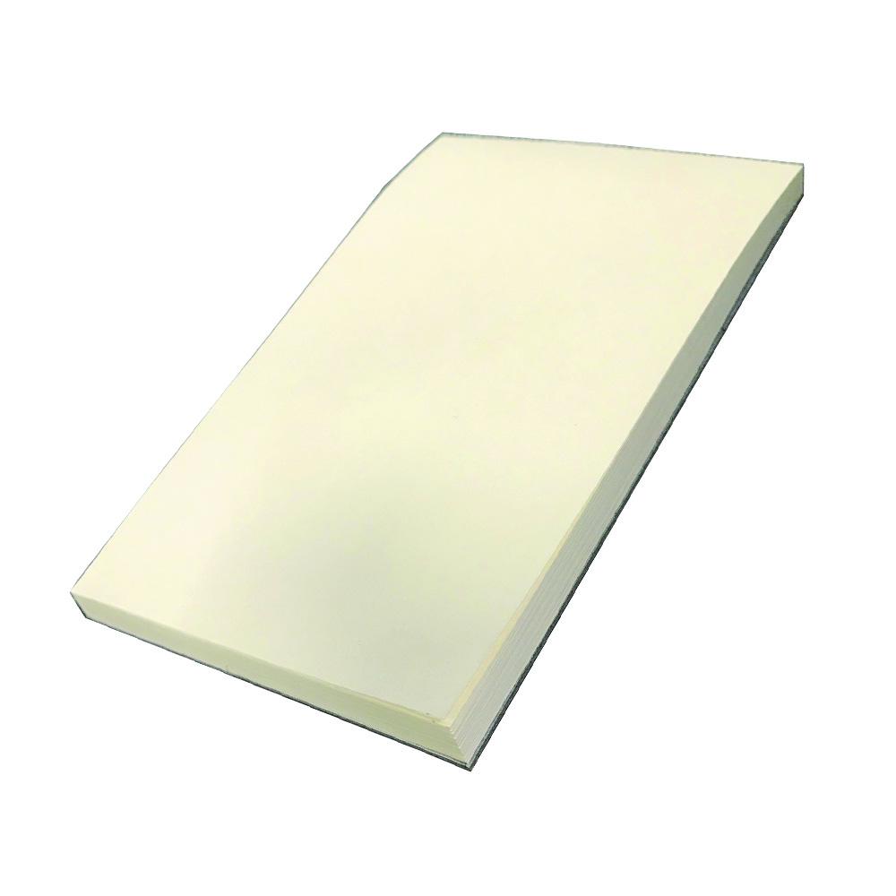 Plain Cream Mini Refill Pad